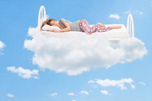 Slaapproblemen, de eetlijn