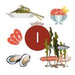 jodium, de eetlijn